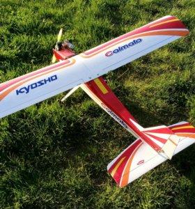 Радиоуправляемый самолет Colmato 40 с двс