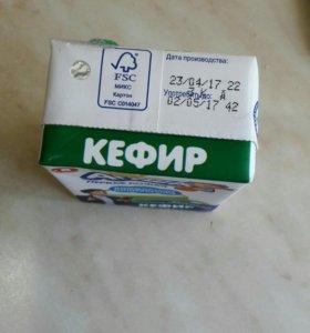 Кефир Агуша 3 шт