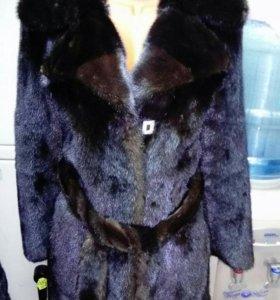Шуба норковая PKZ Furs