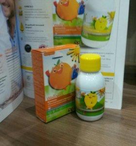 Мультивитамины и омега три для детей