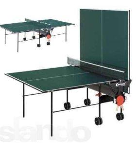 Немецкие теннисные столы для дома и улицы