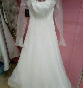 Продам новое свадебное платье
