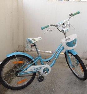 Велосипед детский (для девочек)