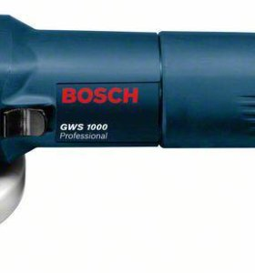 Шлифовальная машина Bosch GWS 1000