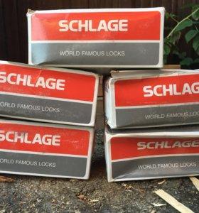 Межкомнатные дверные ручки Schlage, Kwikset.