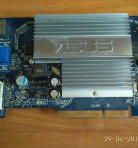 Видеокарта ASUS N7600GS silent/HTD/256M/A