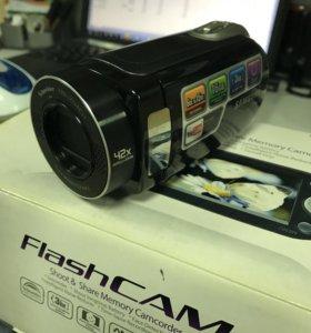 Samsung flashcam