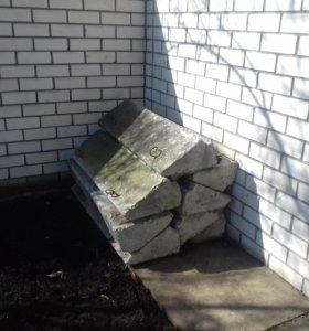 Ступень бетонная