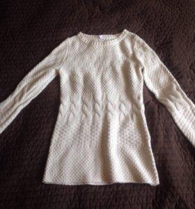 Вязаное платье Zolla