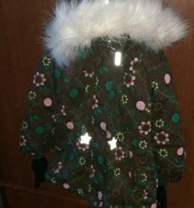 Куртка демисезонная для девочка