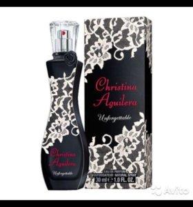 Парфюмерная вода Christina Aguilera unforgettable