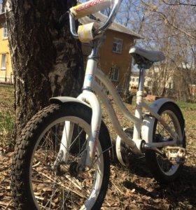 """Велосипед STERN Fantasy 16"""" для девочки."""