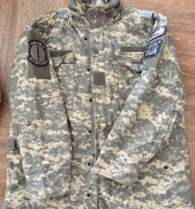 Бушлат армейский USA