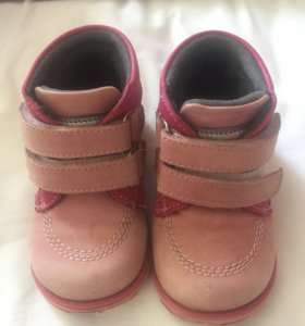 Ботинки весенние