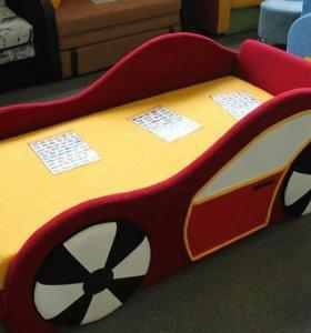 Кровать- диван машинка
