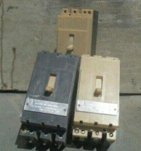 Автоматический электровыключатель