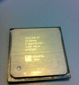 Процессор Intel celeron 2GHZ 478 сокет