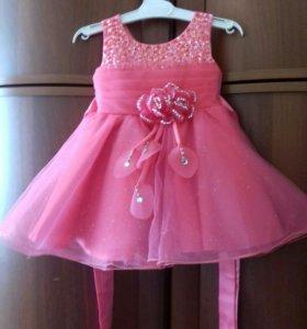 Платье.размер68
