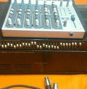 Микшерный пульт PHONIC MM1202 б /у все работает