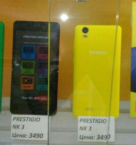 Телефон Prestigio NK3