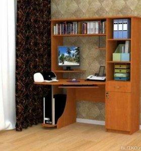 Стол угловой компьютерный ск31