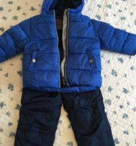Куртка и штаны зимние