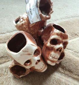 Грот черепа
