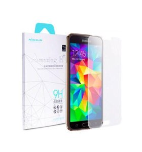 Стекло nilkin Samsung S5 новое