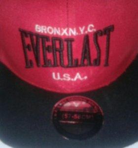 """Кепка """"Everlast"""" Бренд"""