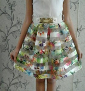 Платья на девочку 10-12 лет