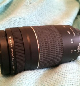 Новый объектив Canon