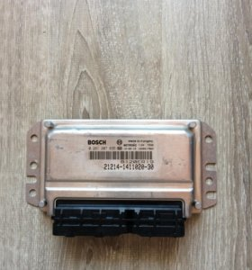 Контроллер эбу Bosch 21214-1411020-30 (мозги)