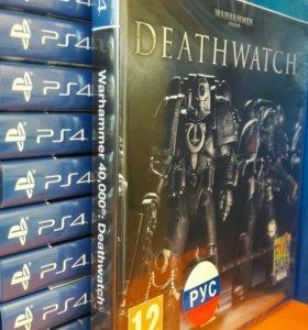 Warhammer 40.000 Deathwatch Sony Playstation 4 PS4