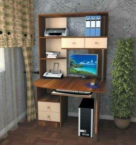 Стол компьютерный ск33