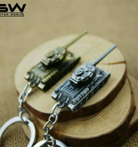 Брелок World of tanks