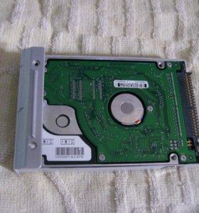 Жёсткий диск от ноутбука 40гб