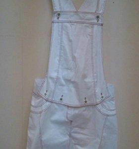 Сарафан-юбка для беременной