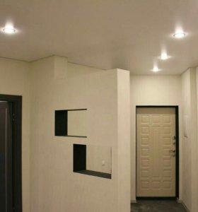 Строительство и отделка частных домов, квартир.