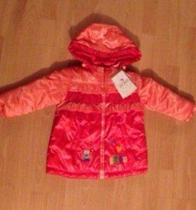 Новое пальто/куртка Oldos
