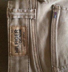 джинсы Hilfiger denim