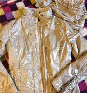 Весенняя куртка Motivi