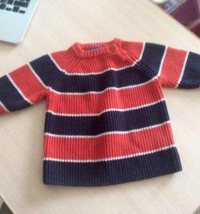 Вязанная кофточка / свитер