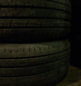 245 40 20 и 275 35 20 Pirelli P Zero Run Flat