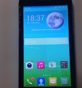 Alcatel one touch pop 5