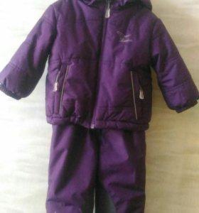Куртка и комбинизон