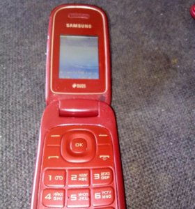 Телефон samsung e1272