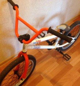 Велосипед BMX Agang Pimp1,0