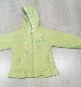 Куртка р98