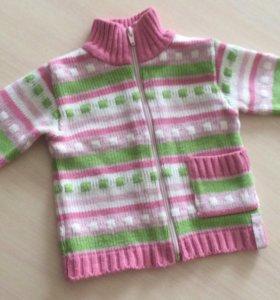 Вязанная кофточка/ свитер