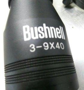 Продам оптический прицел Bushnell 3-9x40